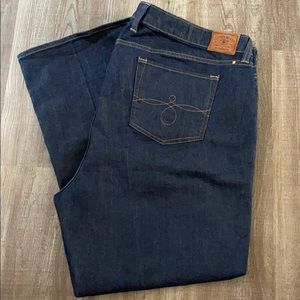 Lucky Brand Ginger Boot Plus Size Jeans